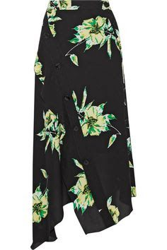 Image result for heavy weight silk crepe de chine skirt