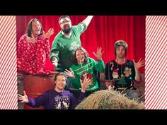 """#FullofCheer  12 Reasons This New A Cappella Holiday Break-Up Song Will Leave You """"Full Of Cheer"""""""