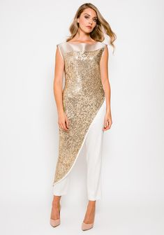 Caroline Kilkenny, Sequin Top, Sequins, Formal Dresses, Wedding, Tops, Fashion, Dresses For Formal, Valentines Day Weddings