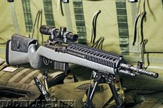 McMILLAN M3A 7.62mm Hell yes! If I could only have one rifle, this would be it.