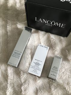 I received the Lancôme voxbox complimentary from Influenster and Lancôme! All opinions are my own! Obsessed with the Visionaire Crescendo - it smells AMAZING! Lancome, Pink, How To Apply, Amazing, Makeup, Beauty, Maquillaje, Beleza, Rose