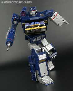 Transformers News: New Galleries: Takara Tomy Masterpiece Soundwave, Condor, Jaguar, Rumble, Frenzy and Buzzsaw