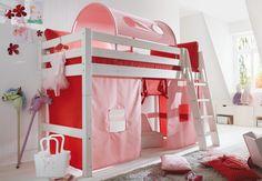 Loft, Bed, Furniture, Home Decor, Hipster Stuff, Child Room, Decoration Home, Stream Bed, Room Decor