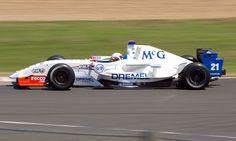 Giedo van der Garde 2008 WSBR Silverstone - ギド・ヴァン・デル・ガルデ - Wikipedia