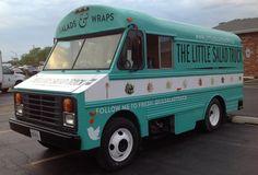 Little Salad Truck, #Chicago #FoodTrucks