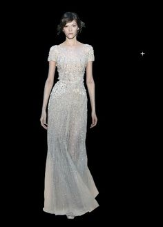 elie saab, unique wedding dress,