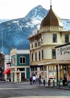 globetrotter — Skagway, Alaska