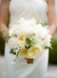 Beautiful California Wedding in Durham Ranch from Sylvie Gil - bridal bouquet