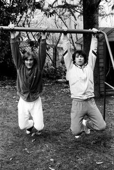 Gérard Depardieu & John Travolta. °