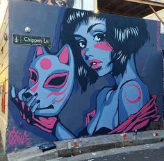 STREET ART – Sammlungen – Google+