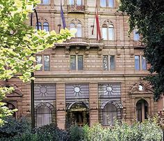 K K Palais Hotel - Vienna Vienna, Austria, Hotels, Mansions, House Styles, Home Decor, Poster, Viajes, Decoration Home
