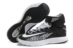 newest collection 651eb 6b2de Shop Nike Zoom Hyperrev KYRIE IRVING Black White-Metallic Silver For Sale  black, grey, blue and more.