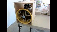 DIY Spray Booth Construction - DirtKicker Pottery Glaze Spray Booth - by...