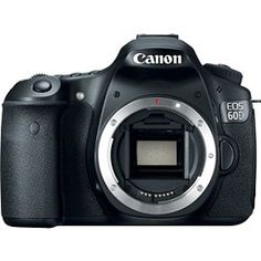 Amazon.com: Canon EOS 60D 18 MP CMOS Digital SLR Camera with 3.0-Inch LCD (Body Only): Camera & Photo