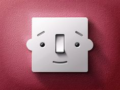 Dribbble - Happy Button by Asher