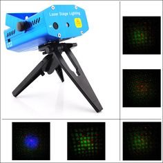 Luces láser para etapa por serie de lluvia de meteoritos €33.99