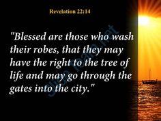 revelation 22 14 the right to the tree powerpoint church sermon Slide03  http://www.slideteam.net/
