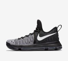 06423c99c8ad Nike Zoom KD 9 Black White