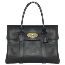 Mulberry - my current work bag. LOVE.