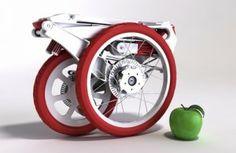 Το Πτυσσόμενο ποδήλατο φέρνει επανάσταση στις πόλεις!