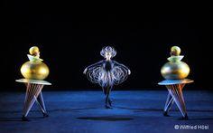 Le Ballet triadique d'Oskar Schlemmer et Gerhard Bohner - Alisa Bartels