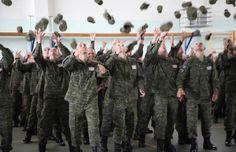 Betohen 155 ushtarët e rinj të FSK-së