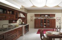 Cucinesse: #cucina classica SOFIA - Tradizione e fantasia. #arredamento #design #interiordesign #tradizionale #gusto #retrò #raffinata #fascino #stile #ricordi