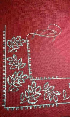 Machine Embroidery Design Patt