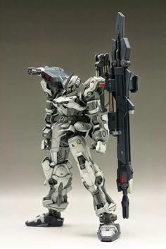 """NG 1/100 Gundam Astray Red Frame """"Full Weapon"""" Custom Build - Gundam Kits Collection News and Reviews"""