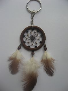 Dreamcatcher Keychain Dakota Dreams #dreamcatcher