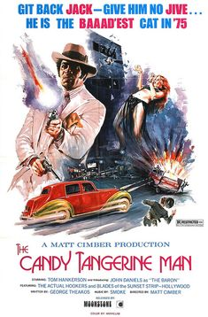 1975 candy tangerine man 01 by dBoutet, via Flickr
