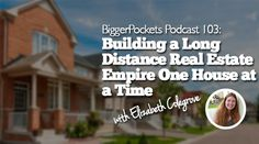 Discover how Elizabeth Colegrove is building her real estate empire in 3 different states and reduces expenses to find incredible cash flow!