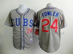 http://www.xjersey.com/cubs-24-fowler-grey-cool-base-jersey.html Only$34.00 CUBS 24 FOWLER GREY COOL BASE JERSEY Free Shipping!