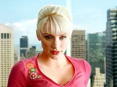 Bryce Dallas Howard as Gwen Stacy in Spider-Man 3 Bryce Dallas Howard, Gwen Stacy, Felicity Jones, Columbia Pictures, Celebrity Beauty, Jurassic Park, Redheads, Spiderman, Most Beautiful