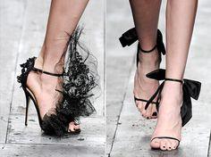 {runway inspiration: valentino + paris} :: This is Glamorous