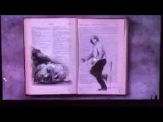 William Kentridge film flip book - YouTube