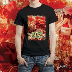 Stop War by ZahirBatin on DeviantArt Toys Photography, War, Deviantart, Mens Tops, T Shirt, Fashion, Supreme T Shirt, Moda, Tee Shirt