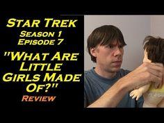 The Star Trek Project Video Digest 6 – My Wonderful Acting Star Trek Season 1, Little Girls, Acting, Seasons, Stars, Reading, Fun, Toddler Girls, Seasons Of The Year