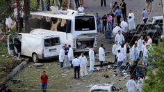 Três mortos e 22 feridos em explosão de carro armadilhado no sudeste da Turquia
