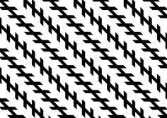 Zollner illusion