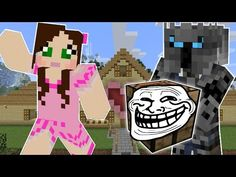 Minecraft: EVIL TROLL BLOCKS! (EXPLODING CHESTS, BURNING FURNACES & INSTANT DEATHS!) Custom Command - YouTube