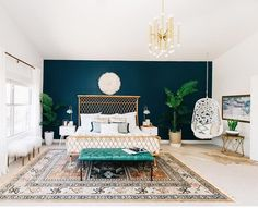 41 Best Teal bedrooms images | Blue bedroom, Bedroom decor, Couple room