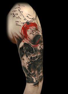 Tätowiert von Buena Vista Tattoo - Würzburg + Bad Mergentheim - Deutschland