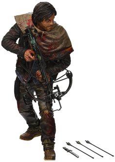 Amazon.de:McFarlane Toys 14470 - The Walking Dead TV Daryl Dixon Deluxe Figur 25 cm