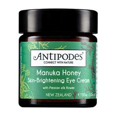 Antipodes Manuka Honey Skin Brightening Eye Cream