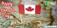 #CanadaDay es el día de fiesta nacional de Canadá. Se celebra el 1 de julio de cada año para celebrar la autonomía de Canadá del Reino Unido en 1867. El día de fiesta fue establecido formalmente en 1879 y llamado originalmente el Día de Dominio. #EnjoyLanguages  #Travel #Explore #EstudiaenelExtranjero