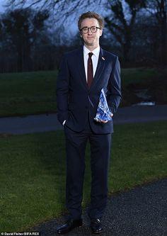 Thomas Andrews, Looking Dapper, Tom Felton, Film Awards, Independent Films, Toms, British, Celebrities, Mail Online