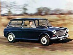 Morris 1100 Traveller