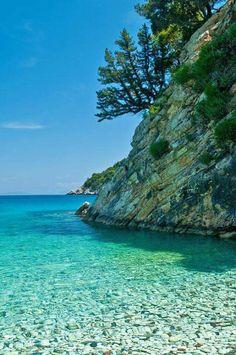 Filiatro, Ithaca island, Greece