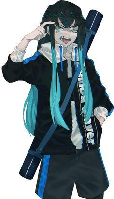 Read Kimetsu No Yaiba / Demon slayer full Manga chapters in English online! Manga Anime, Anime Guys, Demon Slayer, Slayer Anime, Anime Angel, Anime Demon, Kawaii Girl, Kawaii Anime, Anime City